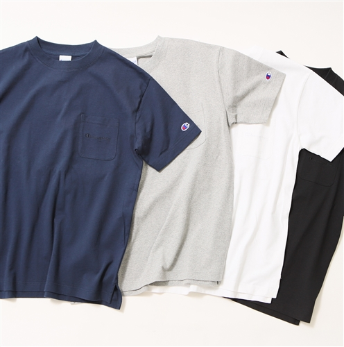 別注 Logo Pocket Tee