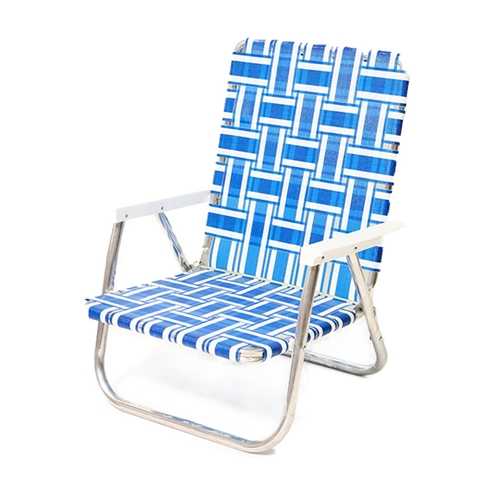 《LAWN CHAIR》HIGH BACK BEACH CHAIR