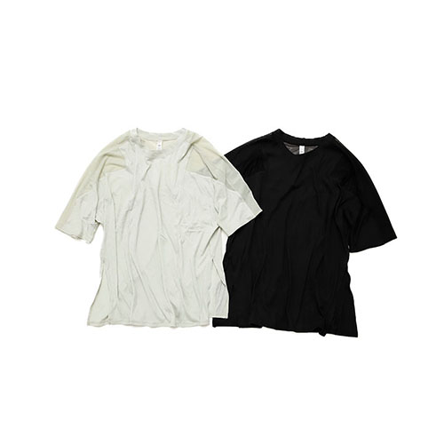 SHORE-LINE SHORT SLEEVE TOP