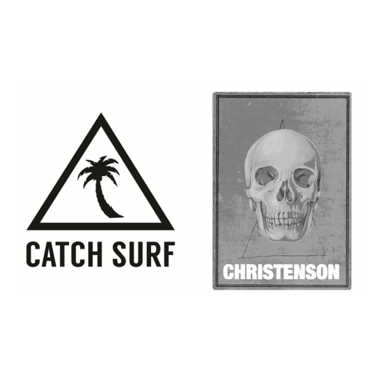 CATCH SURF & CHRISTENSON SURFBOARDS デモツアー