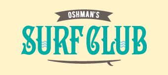 OSHMAN'S surf club