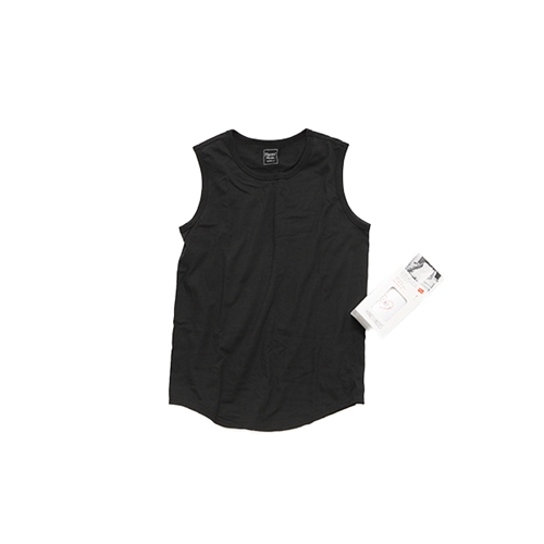 1P HANES UNDIES SLEEVELESS T-SHIRT