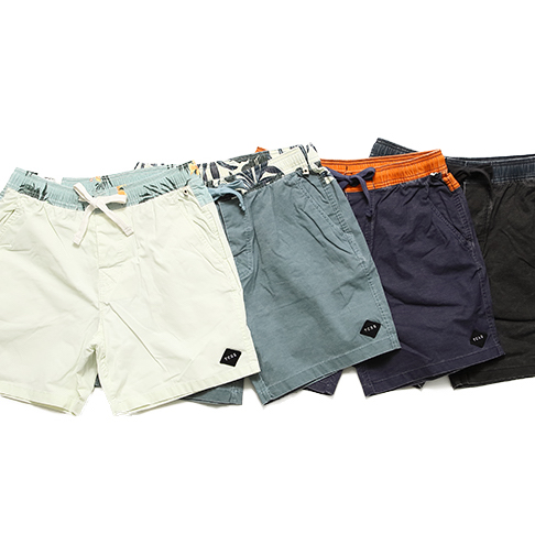 《TCSS》PLAIN JANE BOARDSHORT 17