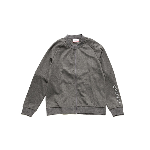 CLIMATE FLEECE ZIP UP SWEAT