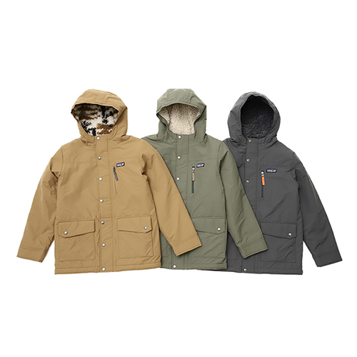 BOYS INFURNO JACKET