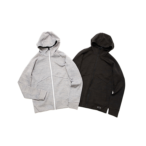 WR18 SHELL SWEATER JACKET