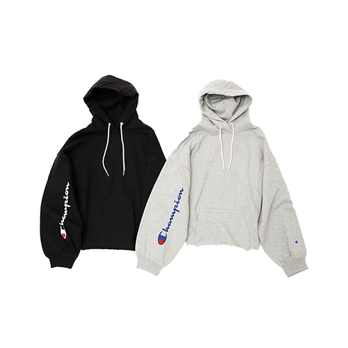 PULLOVER SWEAT PARKA
