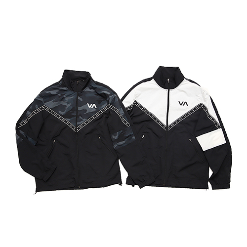 CONTROL TRACK JACKET