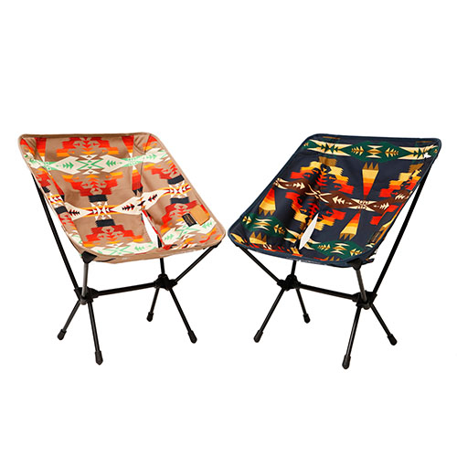 《PENDLETON×HELINOX》PH HOME CHAIR