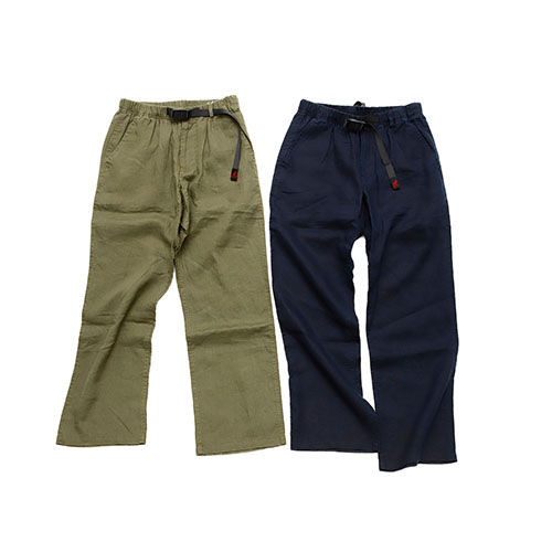 LINEN COTTON LAX PANTS
