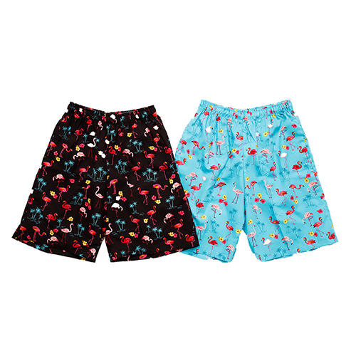 《R.J.C》BERMUDA WALKING SHORT