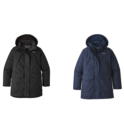 Girl's Tres 3-in-1 Parka