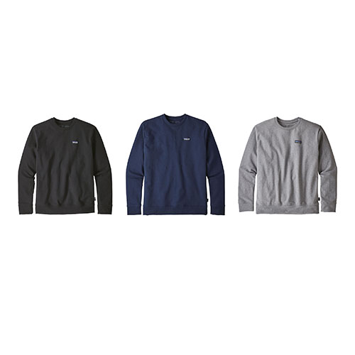 M's P-6 Label Uprisal Crew Sweat