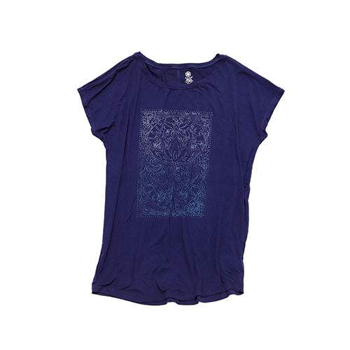 INTENTION TEE -OMBRE TAPESTRY-