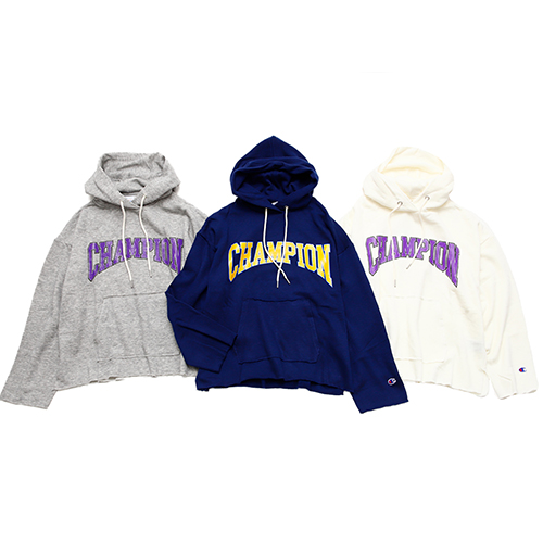 PULLOVER HOODED SWEATSHIRTS プラチゾルプリント