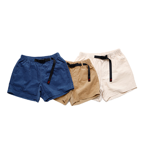 SUMMER CORDUROY WS VERY SHORTS