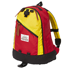 DAY PACK 80's RED/YELLOW