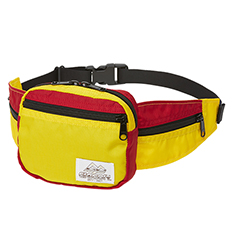 HIP MATE 80's YELLOW/RED